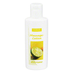 MASSAGE LOTION Zitrone