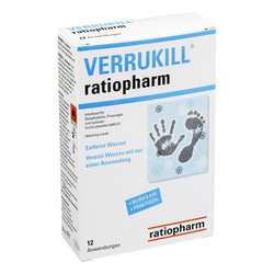 VERRUKILL ratiopharm Spray