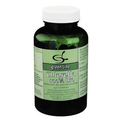 CHLORELLA 100% Bio Tabletten