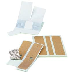CURAPOR Wundverband steril transparent 10x25 cm