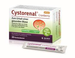 CYSTORENAL Cranberry plus