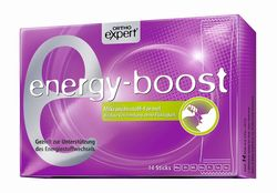 ENERGY-BOOST Orthoexpert Direktgranulat